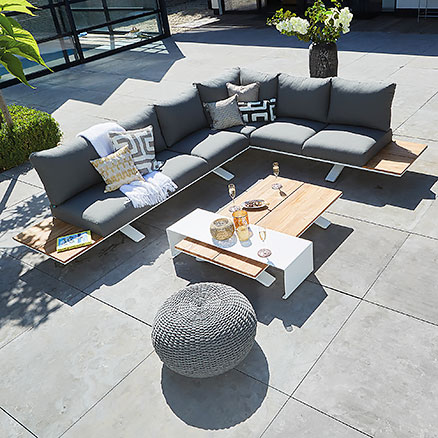 Lounge Set Suns Garden Furniture With Appeal