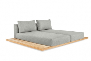 Daybed – Aspen – Green collection