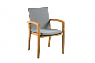 SUNS Verona - Outdoor Dining Chair - SUNS Green Collection
