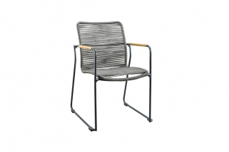 SUNS Kali – Outdoor Dining Chair – SUNS Grey Collection