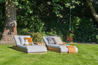 Lounger – Lido – Green collection