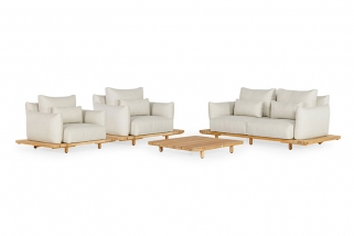 Sofa set SUNS Bora