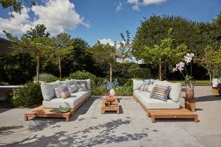 Sofa set SUNS Portofino