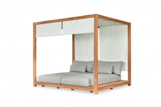 Daybed with canopy SUNS Portofino