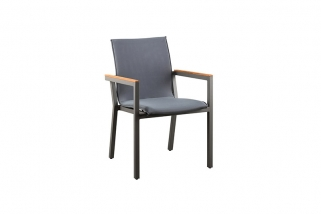 SUNS Felice – Outdoor Dining Chair – SUNS Green Collection – Matt White