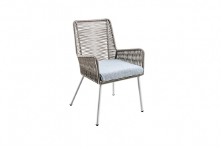 SUNS Faros – Outdoor Dining Chair – SUNS Grey Collection