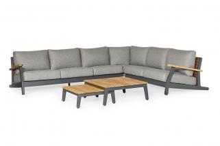 Lounge set – Siena – Yellow collection