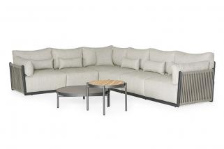 Lounge set – Sorrento – Orange collection