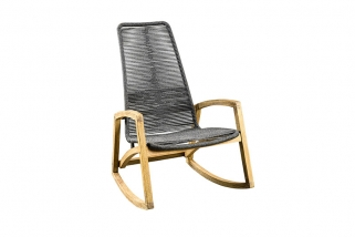 SUNS Faros – Rocking Chair – SUNS Grey Collection