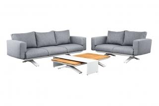 SUNS Stockholm – Sofa set – SUNS Green Collection – 3 parts