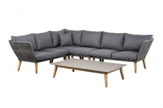 SUNS Corfu - Lounge set - SUNS Grey Collection