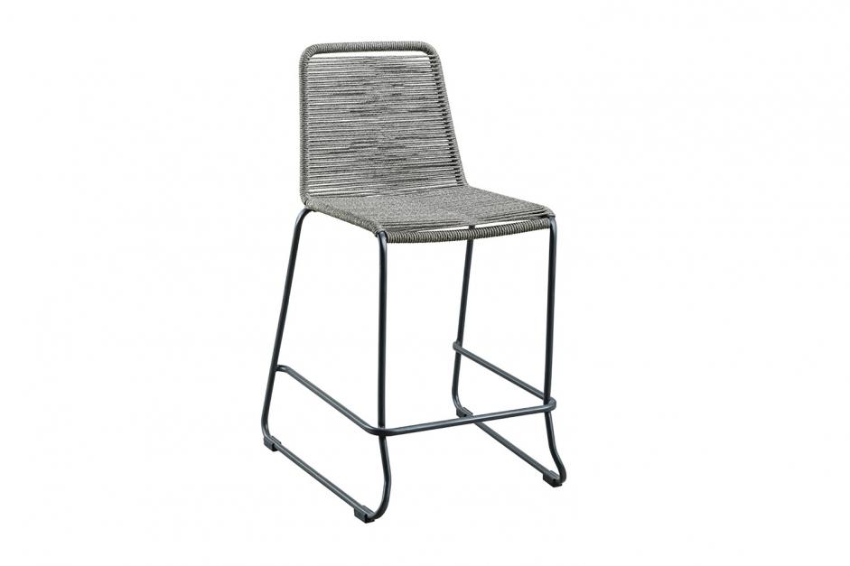 Bar stool – Elos – Grey collection