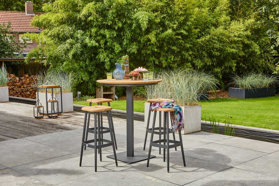 Bar table – Virenze – Yellow collection