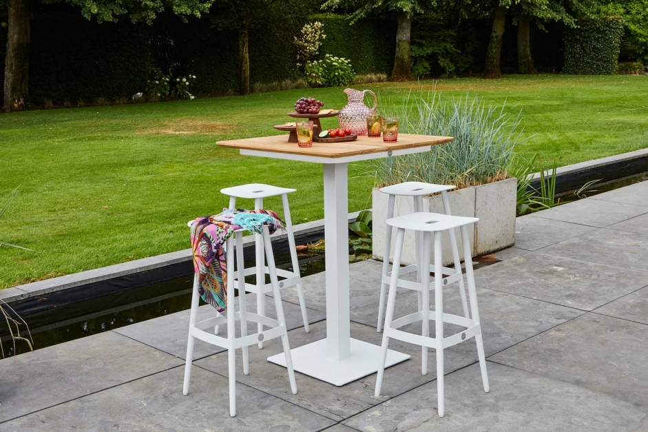 Bar stool – Virenze – Yellow collection