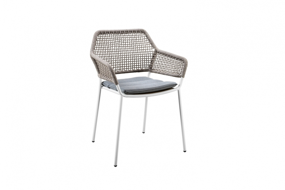 Dining chair – Leros – Grey collection