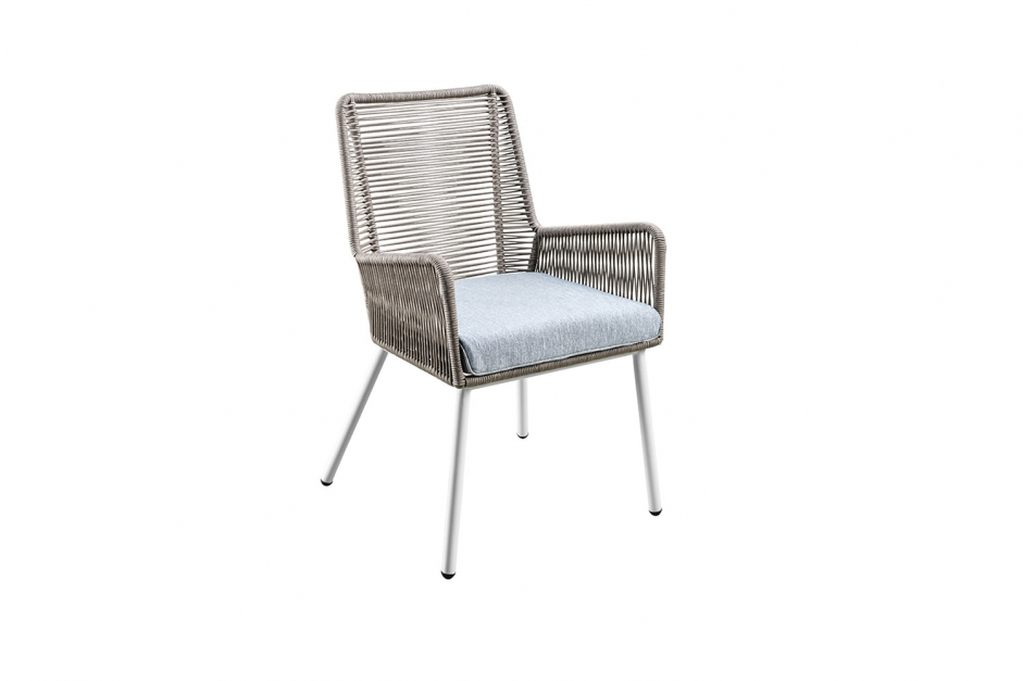 Dining chair – Faros – Grey collection