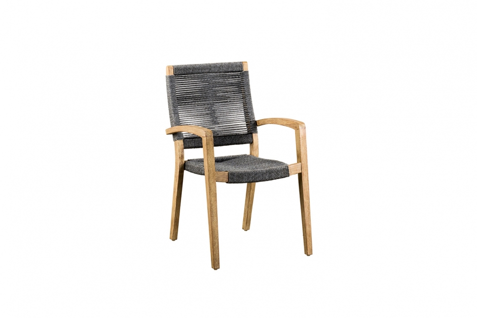 Dining chair – Itea – Grey collection