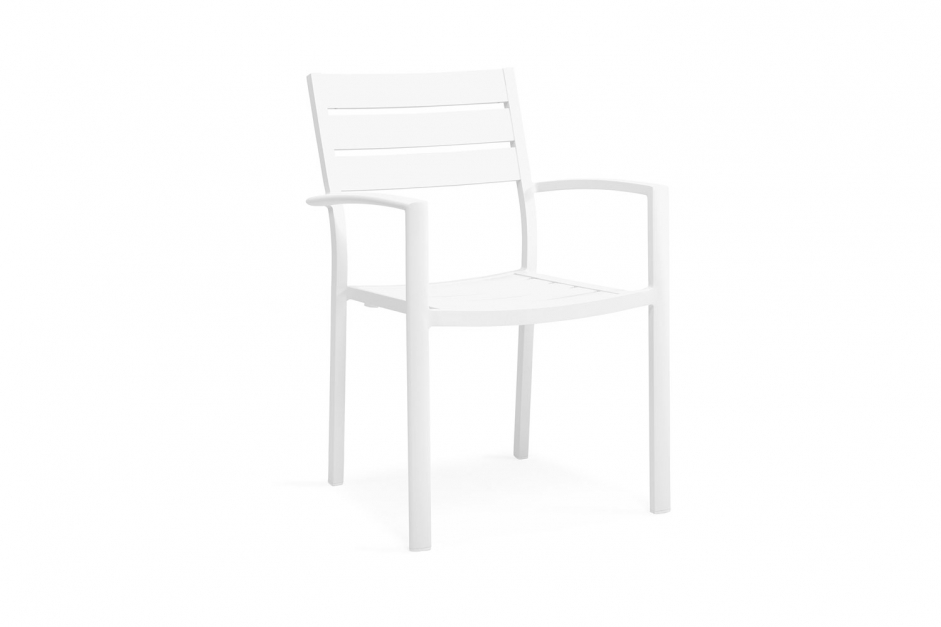 Dining chair – Pizzo – Yellow collection