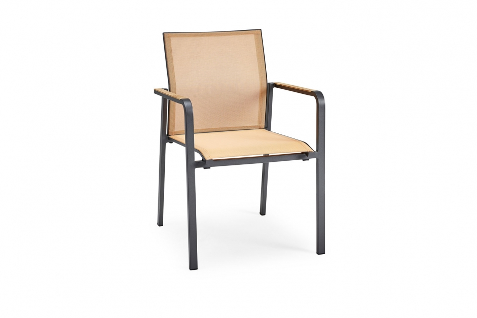 Dining chair – Tutti – Yellow collection