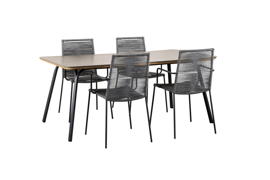 Dining chair – Kea – Grey collection