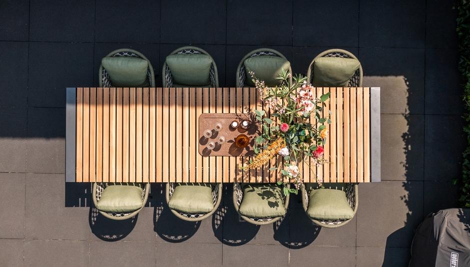 Dining Table SUNS Rialto